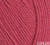 Пряжа Himalaya DOLCE MERINO 59426 (винтажная роза)