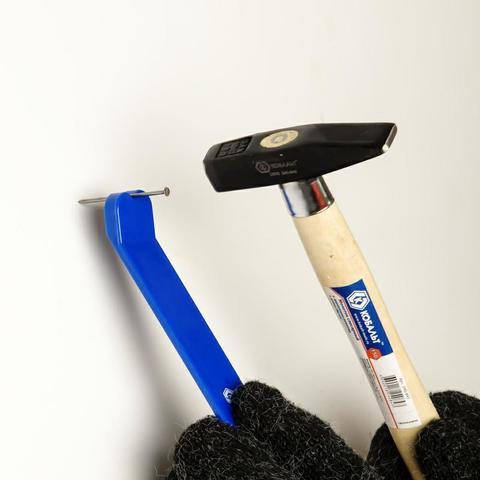 Держатель магнитный КОБАЛЬТ для гвоздей и саморезов 145 мм (1 шт.) блистер (918-061)