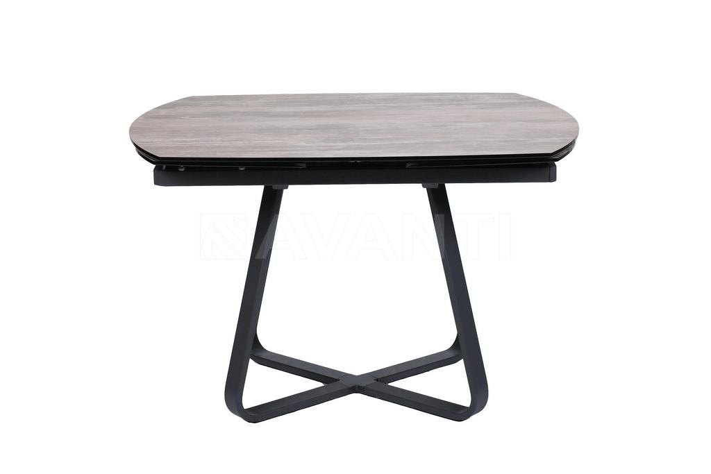 Стол обеденный SATURN (120) MARRONE (марроне)