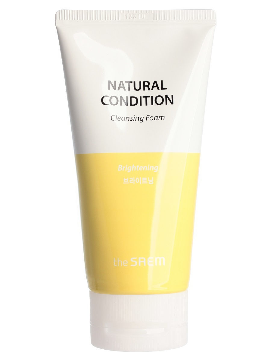 Пенка для умывания сияние Natural Condition Cleansing Foam The Seam 150мл