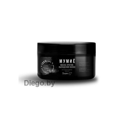 Маска против выпадения волос , 240 гр ( Мумие )