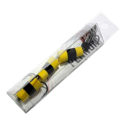 Приманка джиг. PENNON 13 см, цвет чер./жел, арт. FB3002324