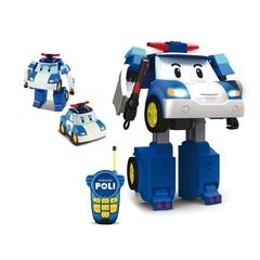 Robocar Poli Робот-трансформер Поли на радиоуправлении, 31 см (83185)