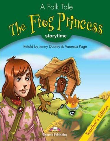 The Frog Princess. Kнига для учителя