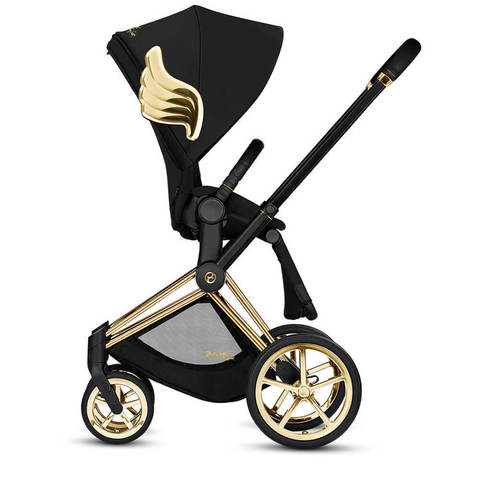 Прогулочная коляска Cybex Priam III by Jeremy Scott Wings
