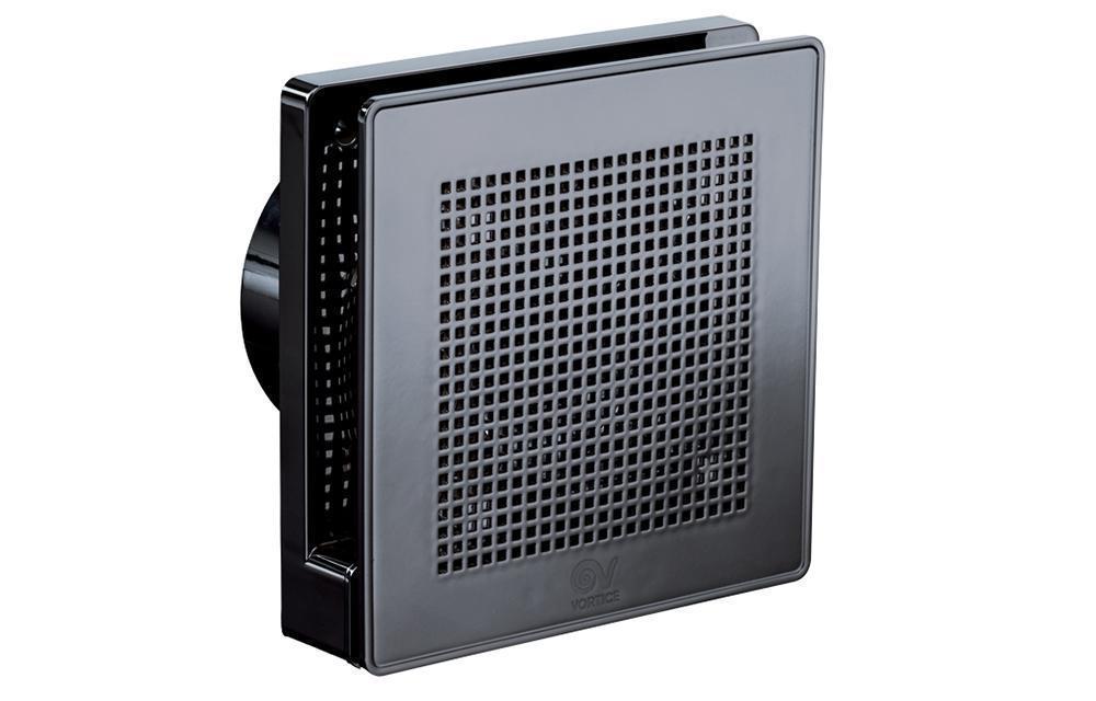 Vortice (Италия) Вентилятор бытовой Punto Evo ME 100/4 LL BLACK GOLD (2 скорости) БГ03.jpg