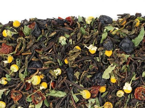 Чай развесной Зелёный Монастырский ИП Базылева Е.Н. 0,1кг