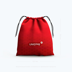 Meeple House.Uniq Bag 15 Red