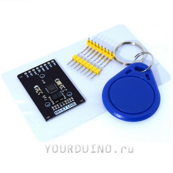 RFID-модуль MF RC522