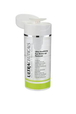 Ultraceuticals Ультра мягкий лосьон для снятия макияжа с глаз ltra Soothing Eye Make-up Remover 130 мл
