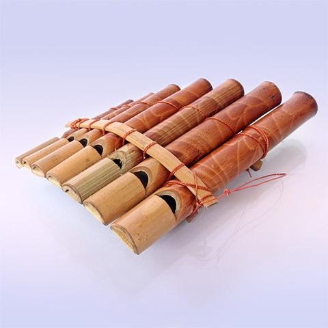 Флейта Бамбук