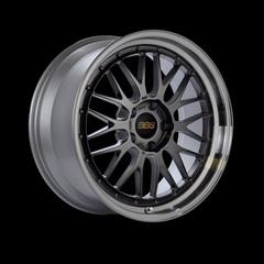Диск колесный BBS LM 7.5x17 4x100 ET40 CB70.0 diamond black