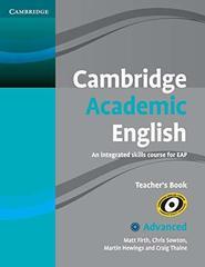 C Academic Eng C1 Adv TB