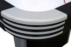 Аэрохоккей «NEON-X» 6 ф (183 х 102 х 79 см, черный)
