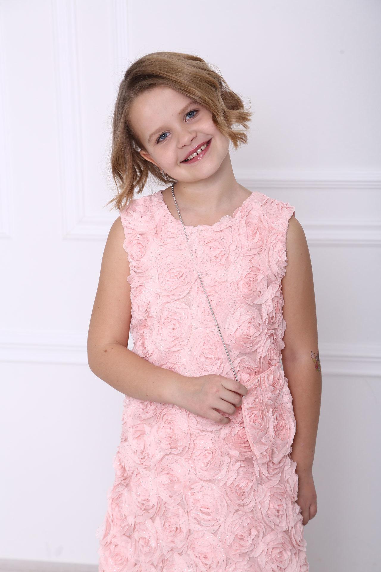Платье для девочки Wecan, 20291