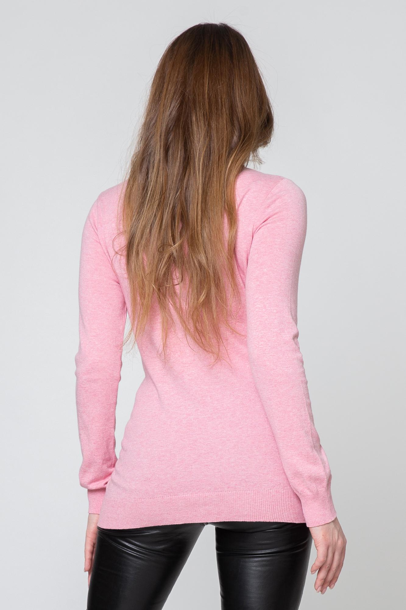 Водолазка для беременных 01905 розовый