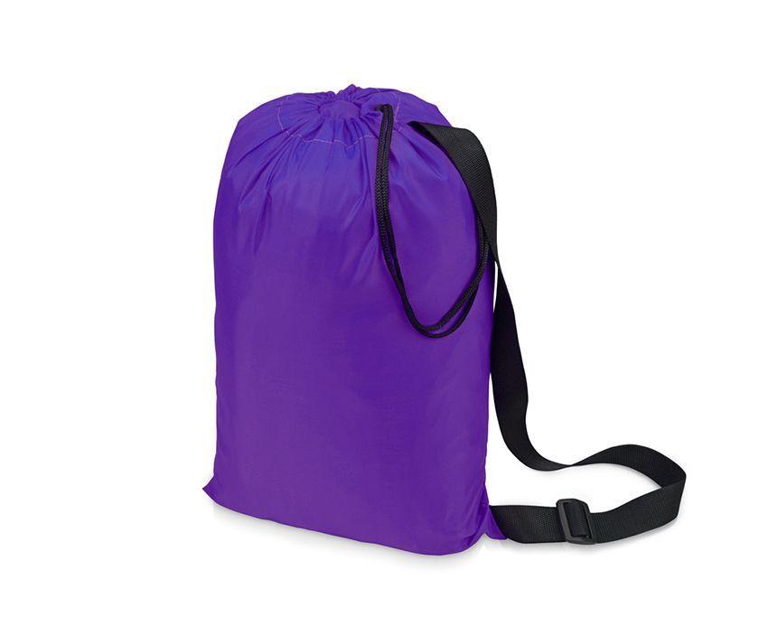 Надувной гамак (ламзак, биван) фиолетовый Фото №2