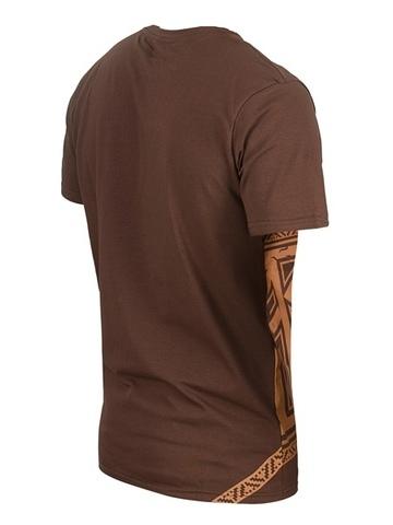 Футболка Варгградъ мужская коричневая