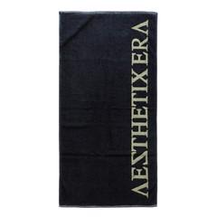 Полотенце AE Beach towel green