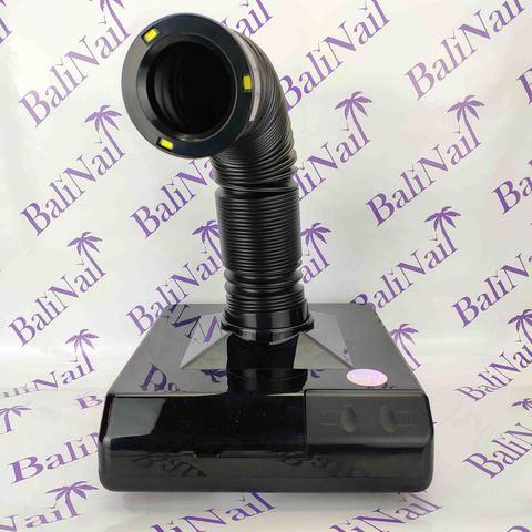 Пылесос для маникюра с выносной трубой Dust Collector (чёрный), 60W