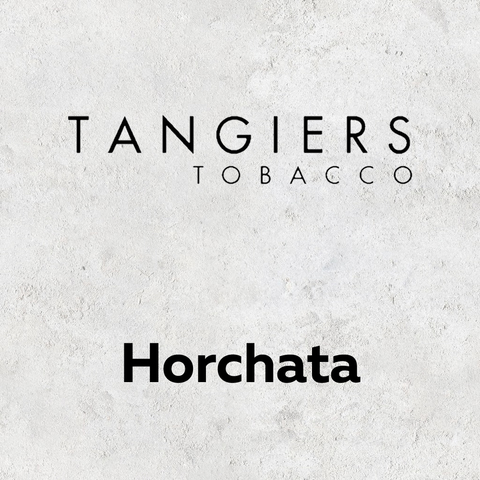 Тangiers (250 гр) Horchata (Special)