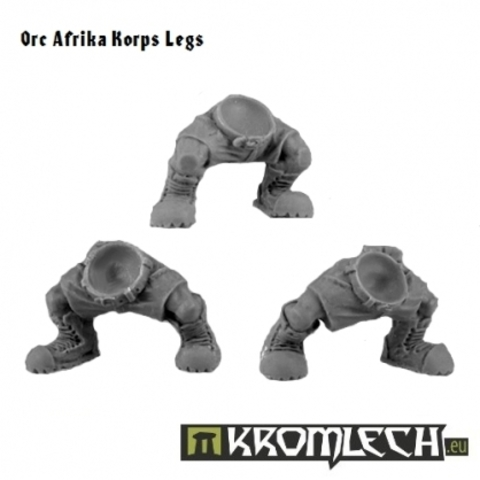 "Orc ""Afrika Korps"" Legs (6)"