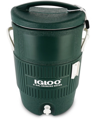 Изотермический пластиковый контейнер Igloo 5 Gal Green