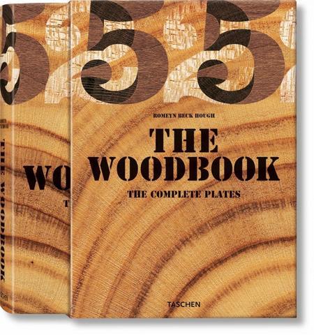 HOUGH, ROMEYN BECK:  Woodbook