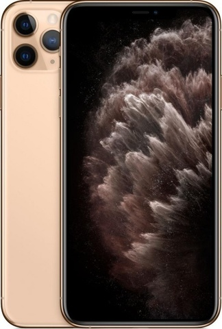 Смартфон Apple iPhone 11 Pro Max 64GB Gold (золотистый)