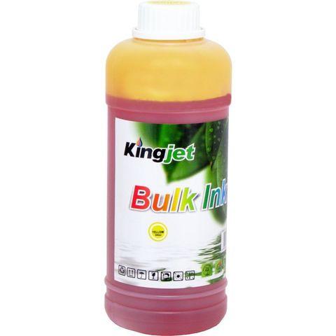 Чернила Водорастворимые KingJet@ Premium Dye Ink R290 (CJDE006.500Y) 500мл., желтый (yellow), на водной основе. - купить в компании MAKtorg