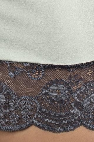 Очаровательная сорочка с дымчатым кружевом и трусики JOOP L/XL13634PAS