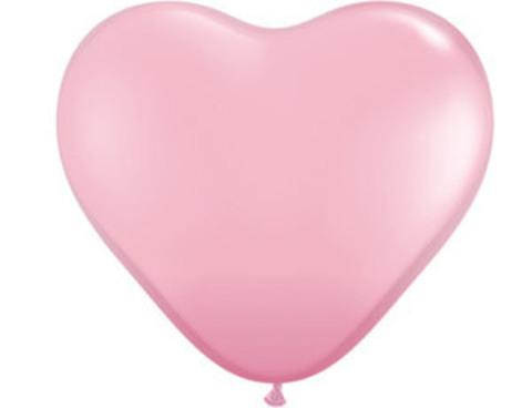 Q Сердце 3' Стандарт Pink