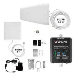 Готовый комплект VEGATEL VT2-3G-kit (дом, LED)