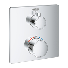 Термостат для душа встраиваемый на 1 потребителя Grohe Grohtherm 24078000 фото