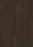 Паркетная доска Карелия ДУБ DARK CHOCOLATE однополосная 14*138*1800 мм