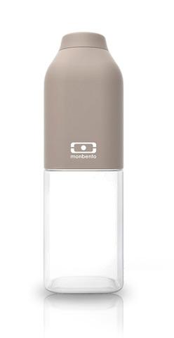Бутылка Monbento Positive (0,5 литра), серая