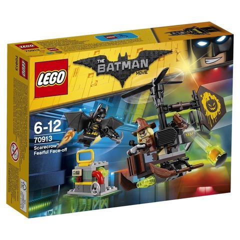 LEGO Batman Movie: Схватка с Пугалом 70913 — Scarecrow Fearful Face-off — Лего Бэтмен Муви