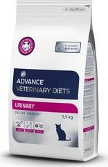 Корм для кошек, Advance Urinary, при мочекаменной болезни