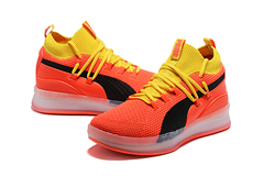 PUMA Clyde Court Disrupt 'Orange/Yellow'