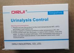 Urinalysis control (negative) контроль мочи (негатив) DIRUI для анализатора мочи, 4х8 ml/2320702001//Urinalysis control (positive) контроль мочи (позитив) DIRUI для анализатора мочи, 4х8 ml/2320701001 /DIRUI Industrial Co, Ltd/