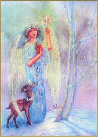 Ангел-хранитель зимы