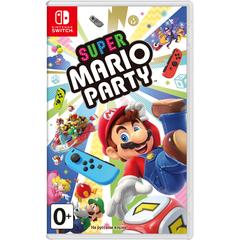 Игра Nintendo Super Mario Party RURU