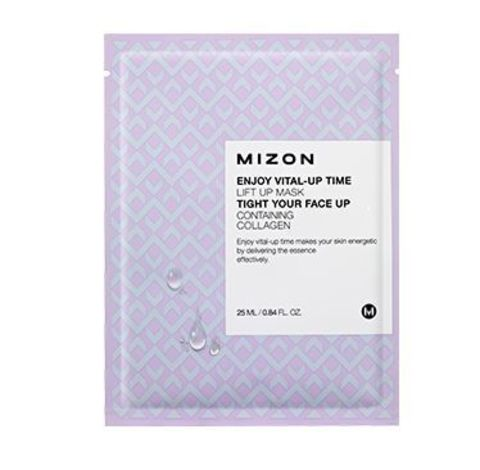 MIZON ENJOY Маска листовая для лица с лифтинг эффектом ENJOY VITAL-UP TIME LIFT UP MASK