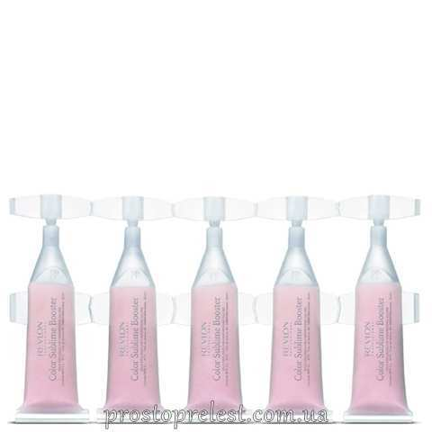 Revlon Professional Interactives Color Sublime Booster - Эмульсия (бустер) для увлажнения и сохранения окрашенных волос