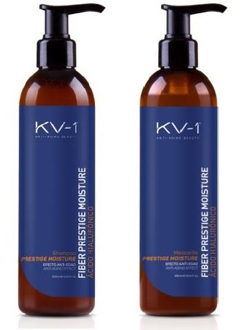 Шампунь + Маска для волос Fiber Prestige KV-1