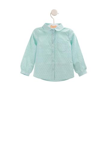РБ96  Блузка для девочки