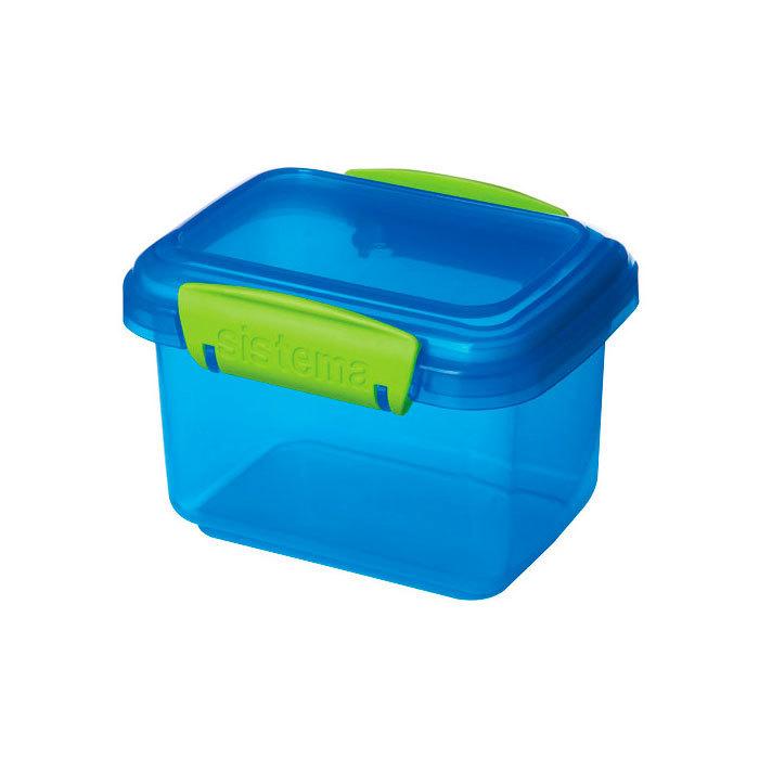 """Набор пищевых контейнеров Sistema """"Lunch"""" 400 мл, 3шт."""