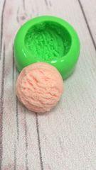Молд шарик мороженного