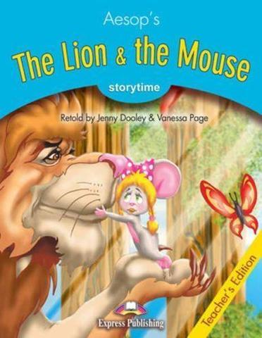 The Lion & the Mouse. Книга для учителя с электронным приложением