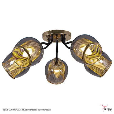 31776-0.3-05 FGD+BK светильник потолочный